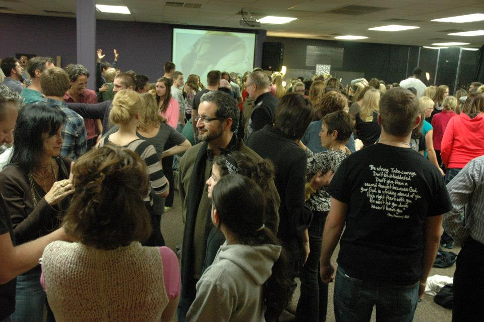 I almost did not get out of prison - Freedom in Prison and More Freedom at Omaha Revival (3/6)