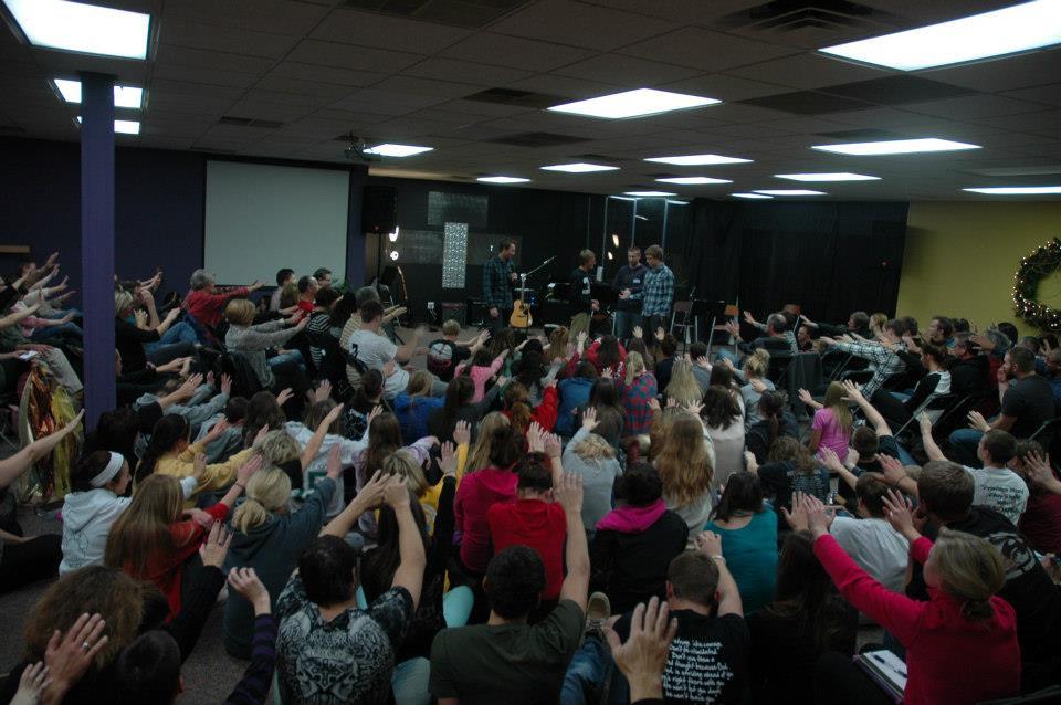 Revival in Omaha Nebraska (2/5)