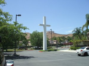 Vineyard Cross
