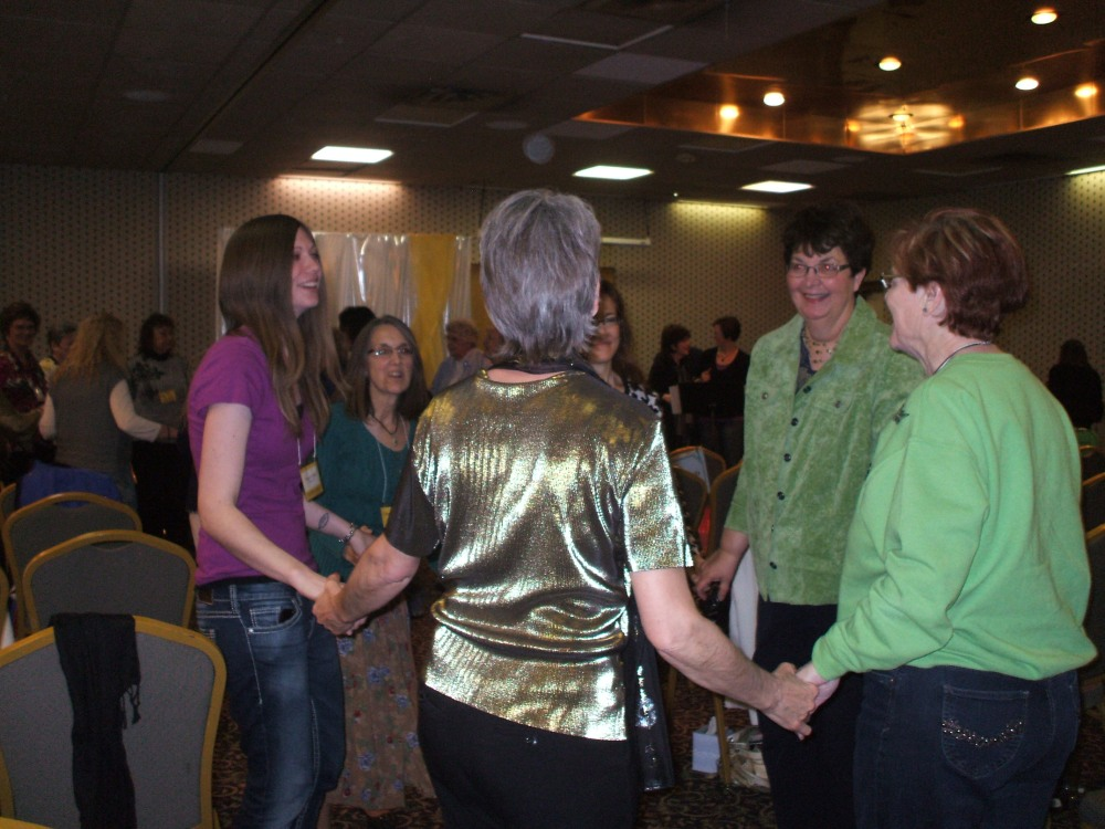 Multiple Healings in 45 to 60 Seconds - Dance and Joy!!! (5/6)