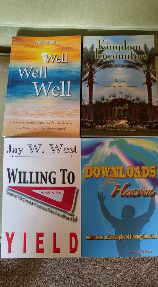 Jay's four books